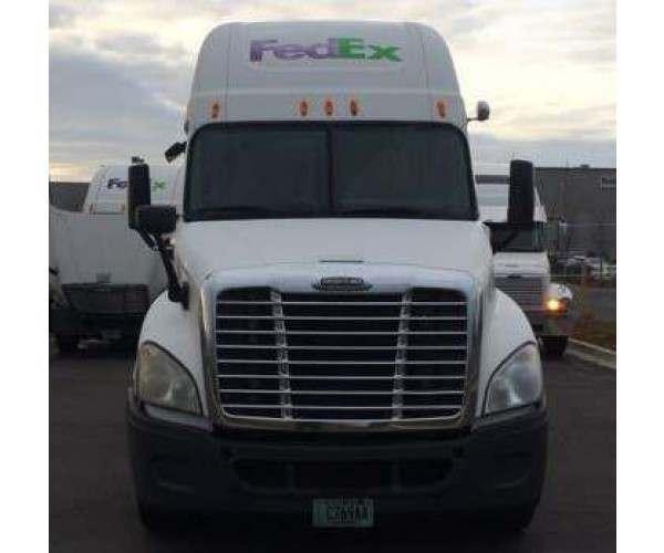 2009 Freightliner Cascadia 1