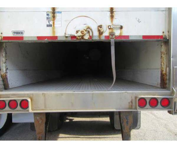 2002 Trailmobile Reefer TrailerM4035