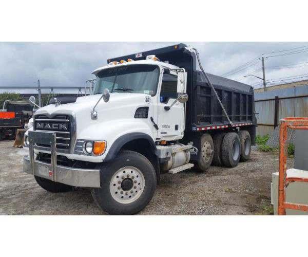2006 Mack CV713 Dump Truck4