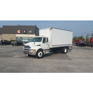 2008 Sterling Box Truck in ME