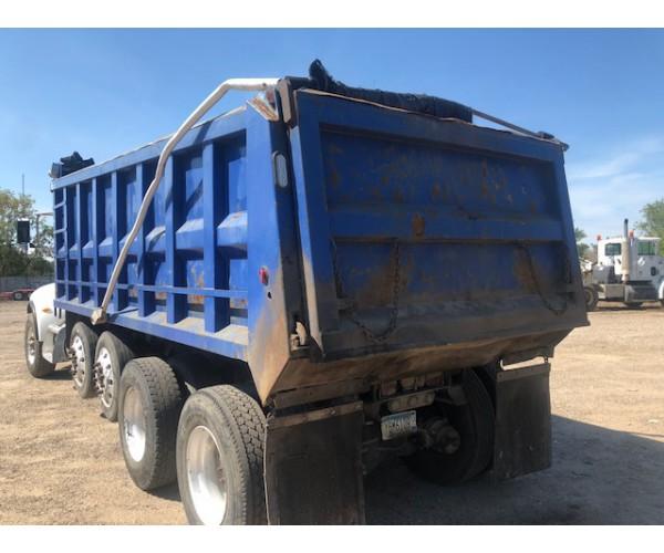 2008 Peterbilt 340 Dump Truck in WI