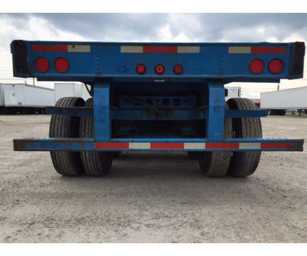2005 Great Dane Steel Flatbed Indiana
