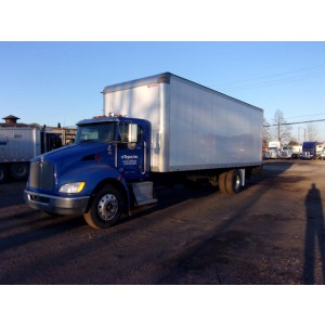 2014 Kenworth T270 Box Truck in MI
