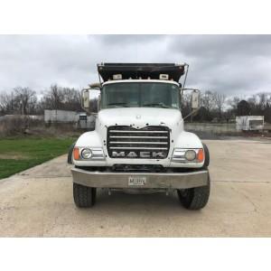 2006 Mack CV713 Dump Truck in MS