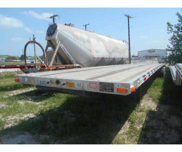 2011 Transcraft Eagle II 48' Flatbed 7