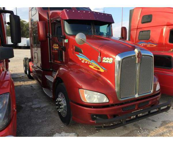 2009 Kenworth T660 in NE