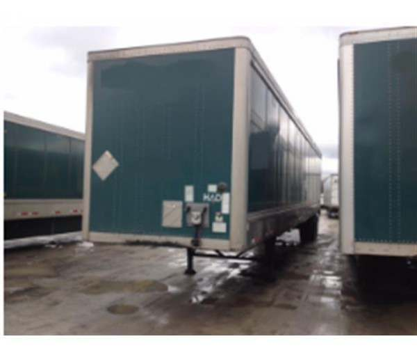 2007 Wabash Duraplate Trailer in Ohio, whosale, ncl truck sales