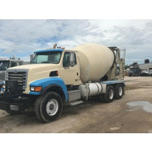2007 Sterling Mixer Truck in TX
