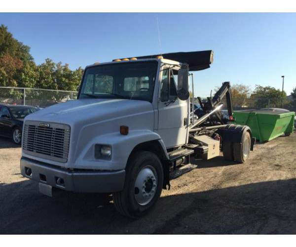 2000 Freightliner FL70 Roll Off Truck in MO