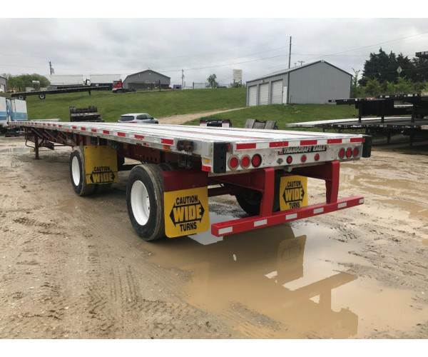 2007 Transcraft Eagle Flatbed Trailer in MN