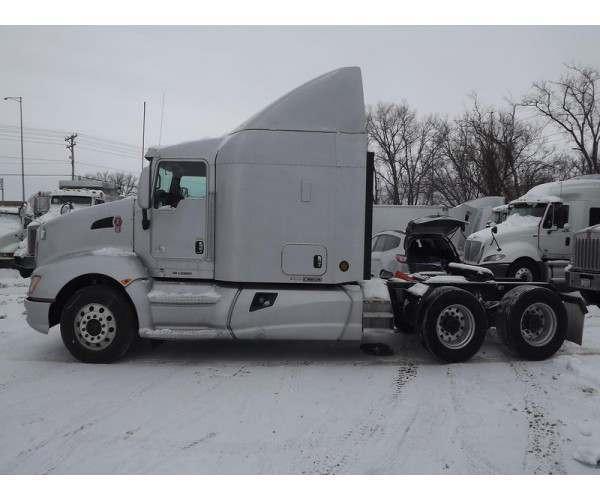 2012 Kenworth T660 14