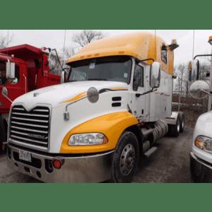 2016 Mack CXU613 in Canada