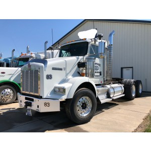 2008 Kenworth T800 Day Cab in SD
