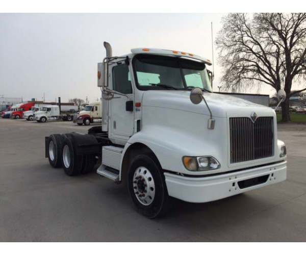 2007 International 9200i Day Cab with C13 engine in Nebraska, wholesale, NCL Trucks