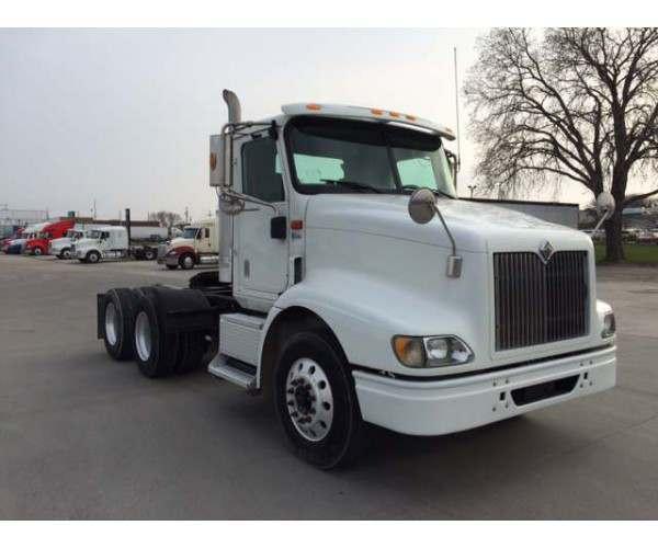 2007 International 9200i Day Cab with C13 engine in Nebraska, wholesale, NCL Trucks