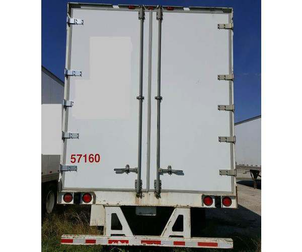 2007 Strick Dry Van Trailer 2