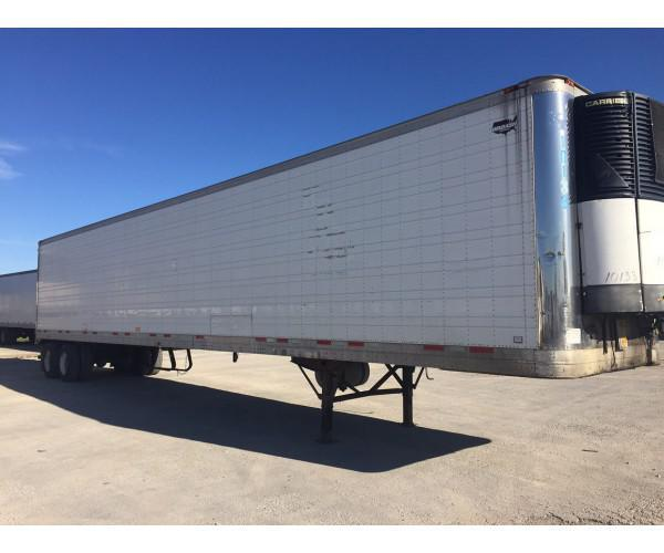 2003 Wabash Reefer Trailer 2