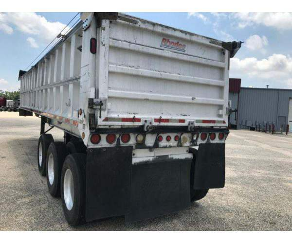 2005 Rhodes End Dump Trailer in NC