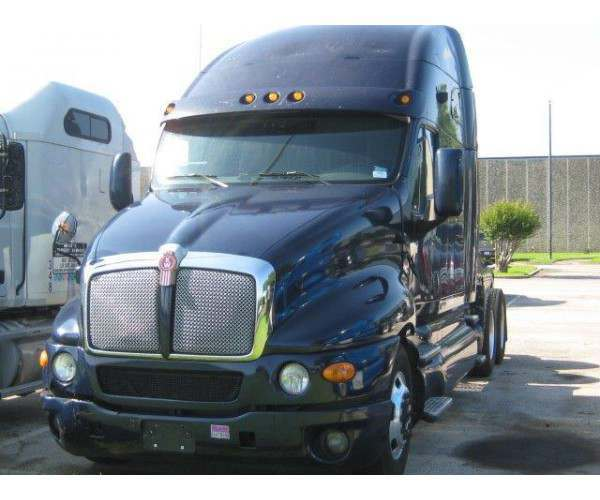 2009 Kenworth T2000 Texas