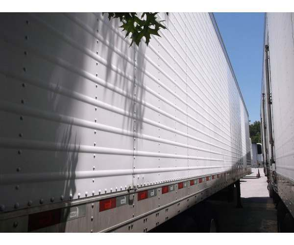 2004 Utility Reefer Trailer8