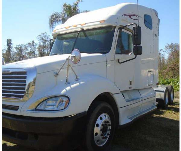 2007 Freightliner Columbia with 14L detroit, 515HP, in Florida, wholesale, NCL Truck Sales