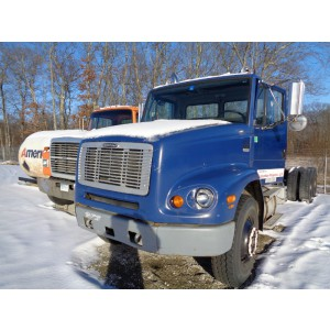 2001 Freightliner FL112 Cab&Chassis in MA