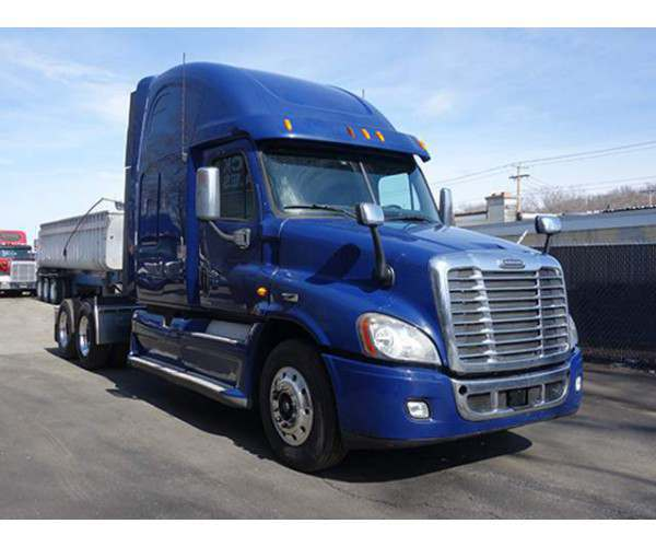 2012 Freightliner Cascadia with DD15 in Massachusetts, wholesale, NCL Truck Sales