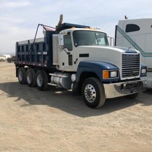 2009 Mack CHU613 Dump Truck in CA