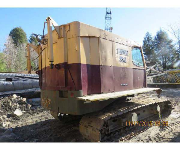 1978 Bucyrus Erie 30B super