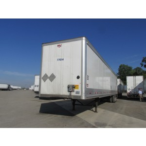 2013 Wabash Dry Van Trailer in IL