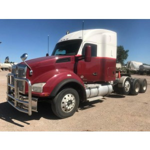 2015 Kenworth T880 in SD