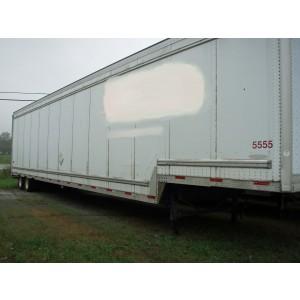2007 Trailmobile Dry Van Trailer in MI