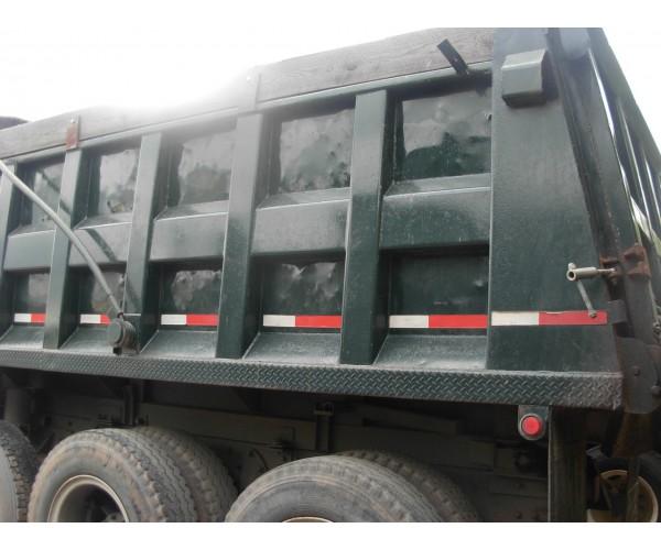 1987 Mack RD686SX Dump Truck in AL