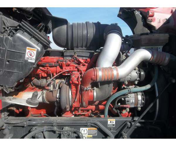 2013 Kenworth T660 Day Cab engine pic