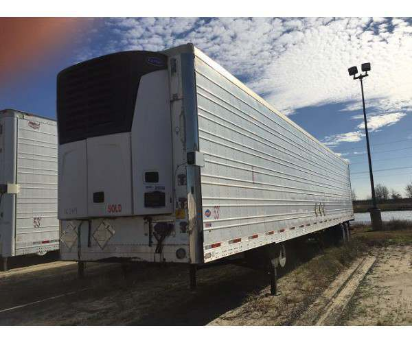 2010 Utility 3000R Reefer Trailer 9