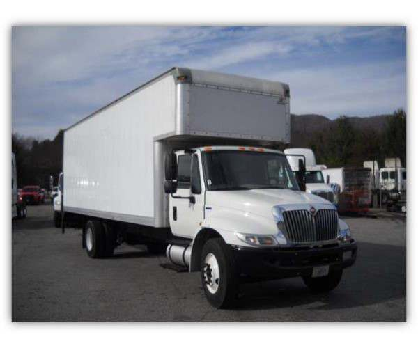 2011 International 4300 Box Truck with MFDT 225HP in Georgia, wholesale, NCL Truck Sales