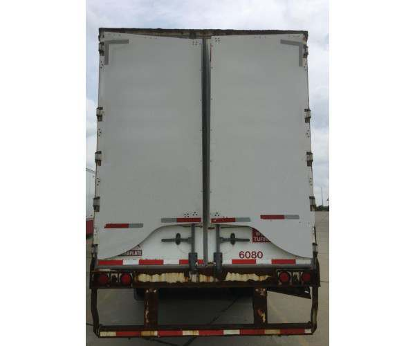 2008 Wabash Dry Van Trailer in IL