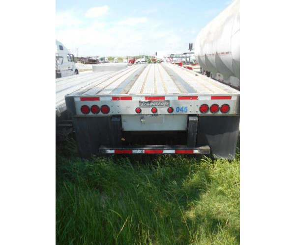 2011 Transcraft Eagle II 48' Flatbed 6