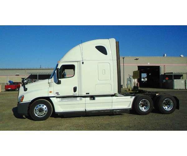 2011 Freightliner Cascadia6