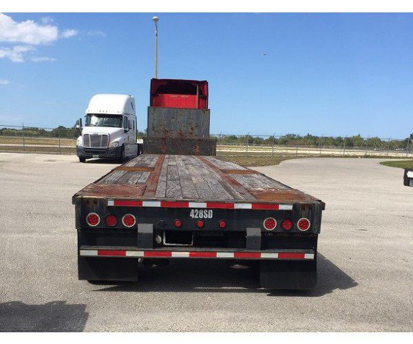 2008 Fontaine Drop Deck Trailer in FL