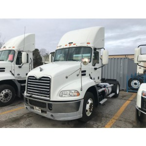 2014 Mack CXU613 Day Cab in CT