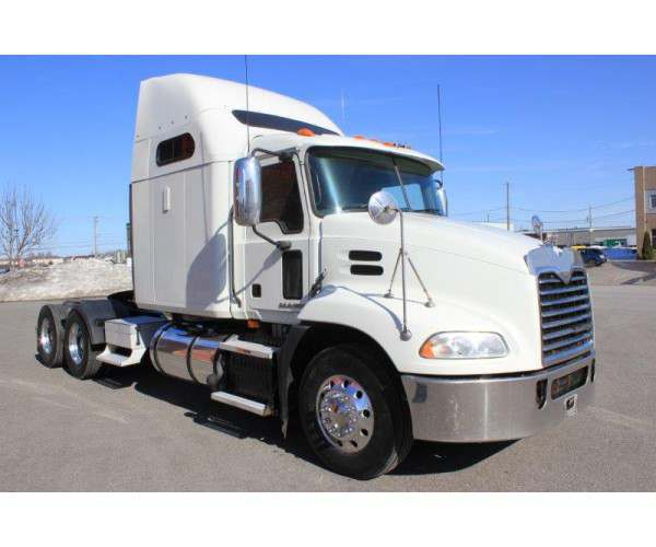 2010 Mack CXU613 with MP8 in Michigan, wholesale, NCL Truck Sales