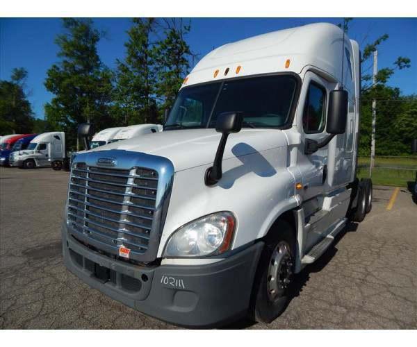 2013 Freightliner Cascadia2