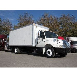 International 4300 Box Truck in TN