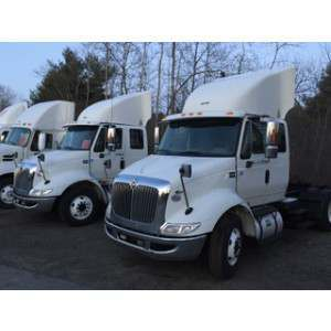 2013 International 8600 Extended Day Cab