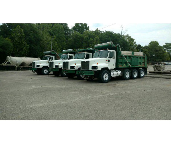 2005 International Dump Truck in GA