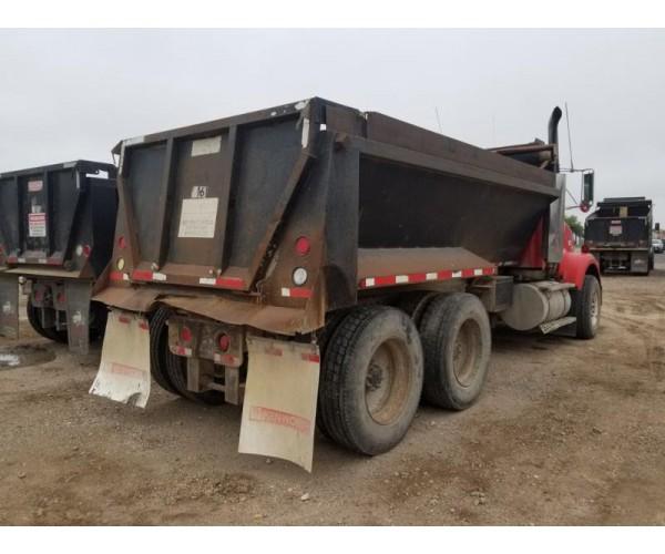 1999 Kenworth T800 Dump Truck in TX
