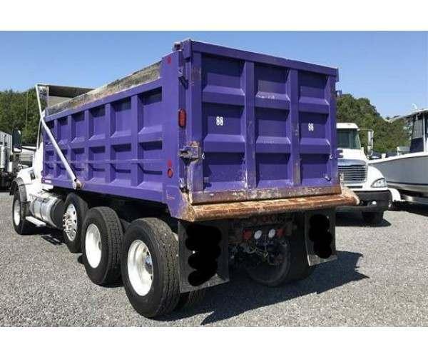 2015 Kenworth T880 Dump Truck 1