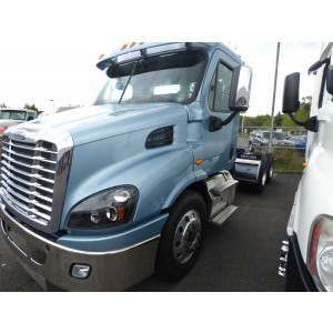 2014 Freightliner Cascadia Day Cab