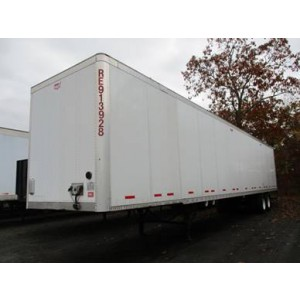 2014 Wabash Dry Van Trailer in NJ